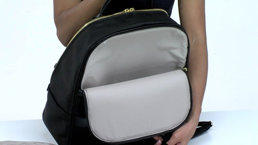 Tumi Larkin Portola Convertible Backpack - image 8 from the video