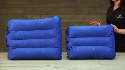 Eagle Creek Fast Inflate Pillows - image 1 from the video