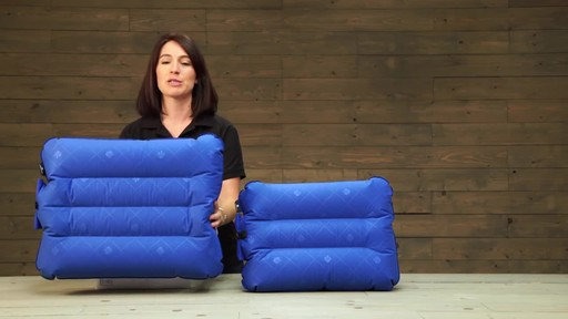 Eagle Creek Fast Inflate Pillows - image 2 from the video