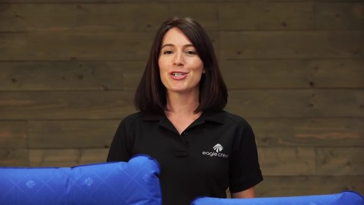 Eagle Creek Fast Inflate Pillows - image 3 from the video