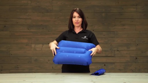 Eagle Creek Fast Inflate Pillows - image 7 from the video