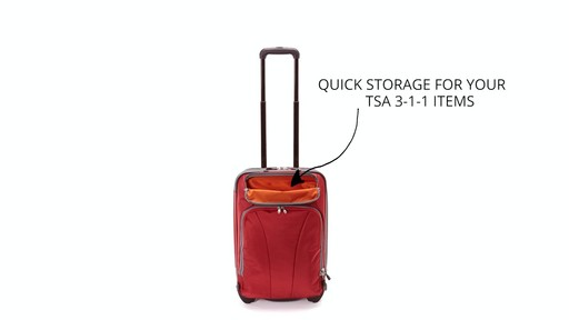 eBags TLS 22 Wheeled Carry-On - image 1 from the video