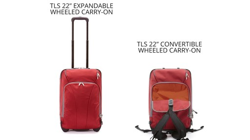 eBags TLS 22 Wheeled Carry-On - image 9 from the video