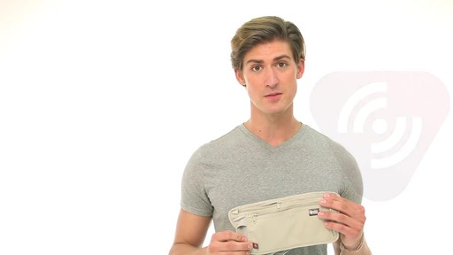 Lewis N. Clark RFID Blocking Leather Tri-Fold Wallet - image 10 from the video