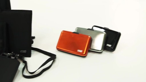 Lewis N. Clark RFID Blocking Leather Tri-Fold Wallet - image 8 from the video