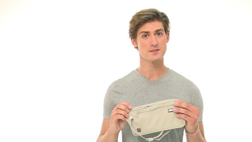 Lewis N. Clark RFID Blocking Leather Tri-Fold Wallet - image 9 from the video