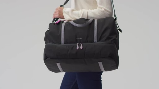 Vera Bradley Midtown Travel Bag - image 1 from the video