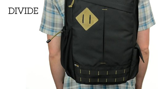 Mountainsmith Divide Laptop Backpack - image 1 from the video