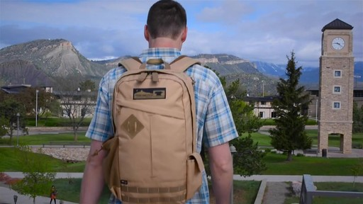 Mountainsmith Divide Laptop Backpack - image 10 from the video