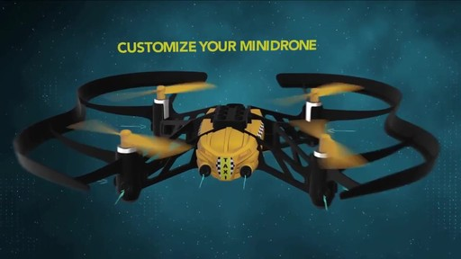 Parrot Airborne Cargo Minidrone - Shop eBags.com - image 5 from the video