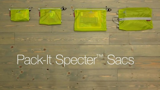 Eagle Creek Pack-It Specter Sacs - image 10 from the video