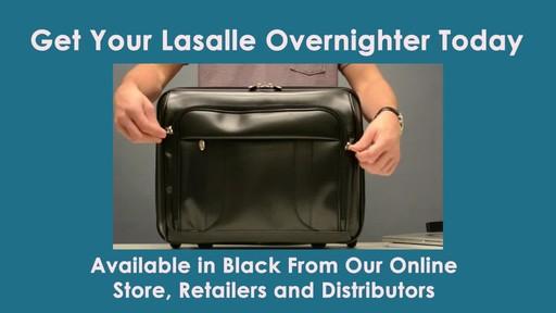McKlein USA Lasalle Leather 15.6
