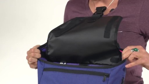 Timbuk2 Madrone Cycling Laptop Backpack - eBags.com - image 7 from the video
