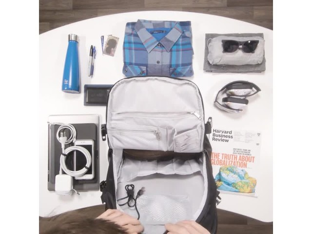 Speck Business Laptop Backpack - image 1 from the video