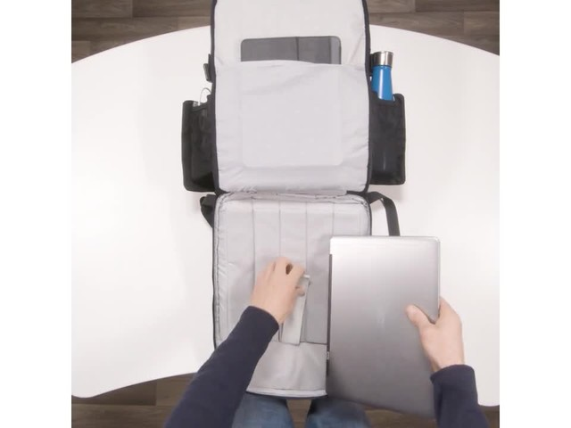 Speck Business Laptop Backpack - image 10 from the video