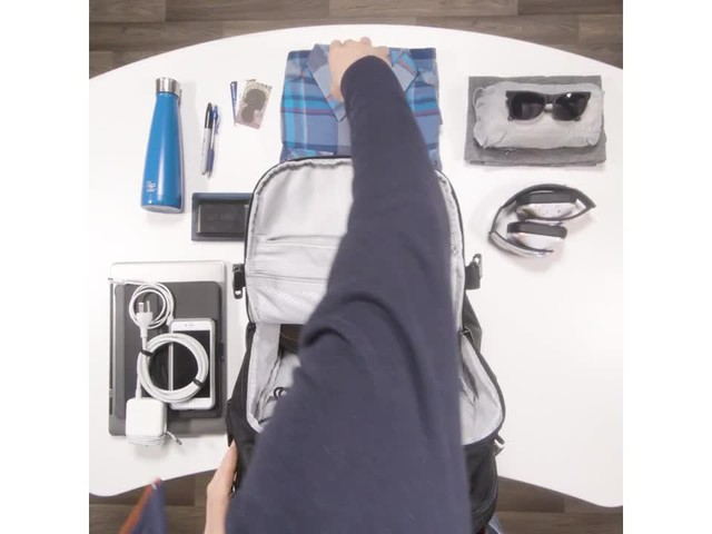 Speck Business Laptop Backpack - image 2 from the video