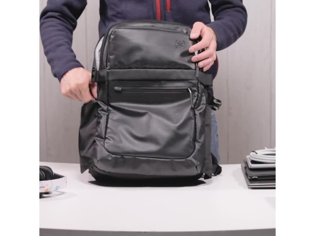 Speck Business Laptop Backpack - image 5 from the video