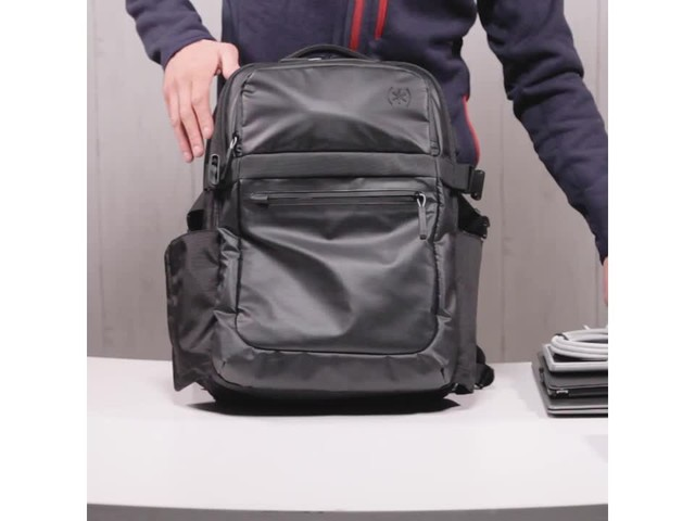 Speck Business Laptop Backpack - image 6 from the video