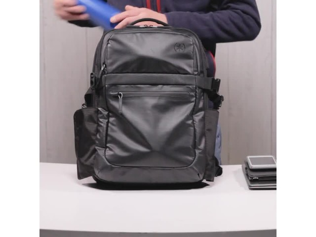 Speck Business Laptop Backpack - image 7 from the video