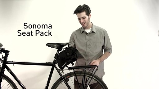 Timbuk2 Sonoma Bicycle Seat Pack - eBags.com - image 1 from the video