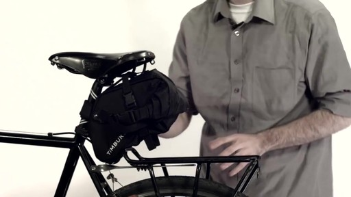 Timbuk2 Sonoma Bicycle Seat Pack - eBags.com - image 3 from the video