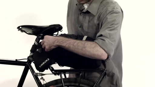 Timbuk2 Sonoma Bicycle Seat Pack - eBags.com - image 8 from the video