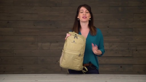 Eagle Creek Packable Daypack - image 2 from the video