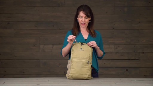 Eagle Creek Packable Daypack - image 7 from the video