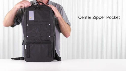 Lowepro Urbex BP 28L Plus Laptop Backpack - image 2 from the video