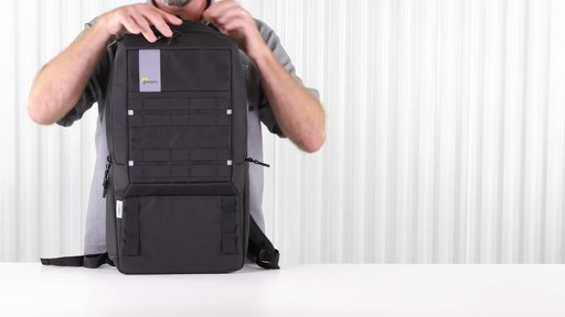 Lowepro Urbex BP 28L Plus Laptop Backpack - image 3 from the video