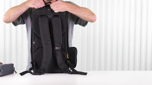 Lowepro Urbex BP 28L Plus Laptop Backpack - image 5 from the video