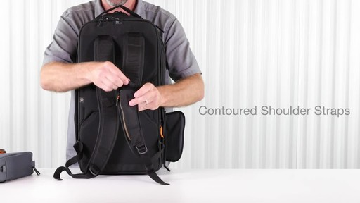 Lowepro Urbex BP 28L Plus Laptop Backpack - image 6 from the video