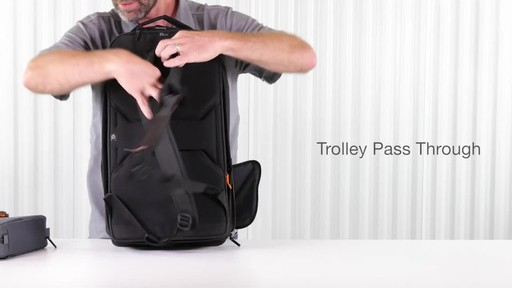 Lowepro Urbex BP 28L Plus Laptop Backpack - image 7 from the video