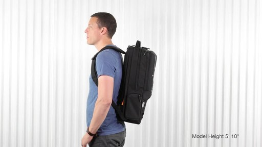 Lowepro Urbex BP 28L Plus Laptop Backpack - image 9 from the video