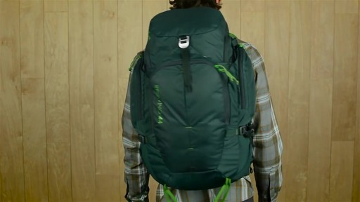 Kelty Redwing 44 Hiking Backpack - image 2 from the video
