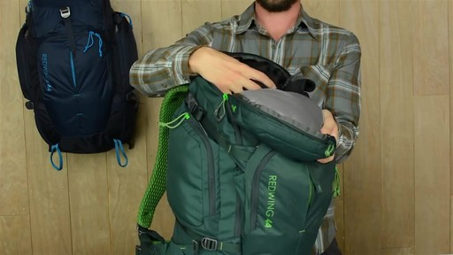 Kelty Redwing 44 Hiking Backpack - image 6 from the video