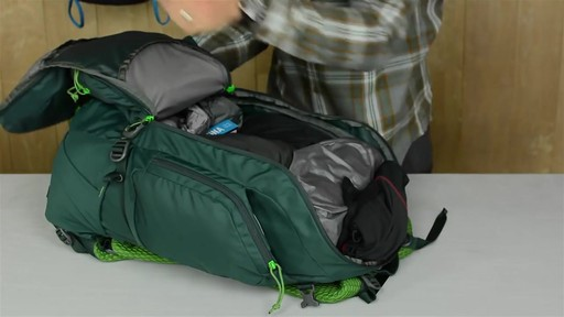 Kelty Redwing 44 Hiking Backpack - image 7 from the video