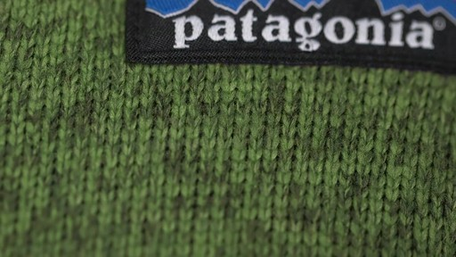 Patagonia Mens Better Sweater Vest - image 6 from the video