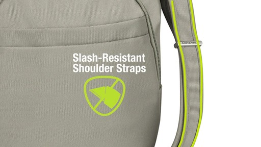 Travelon Anti-Theft Classic Crossbody Bucket Bag - eBags.com - image 6 from the video