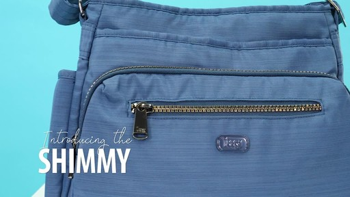Lug Shimmy RFID Crossbody - image 1 from the video