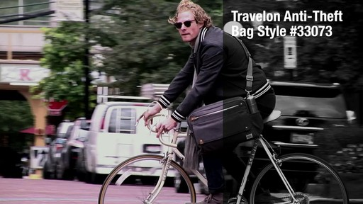 Travelon Anti-Theft Heritage Messenger Bag - eBags.com - image 1 from the video