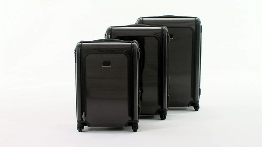 Tumi Tegra-Max Expandable Packing Cases - eBags.com - image 1 from the video
