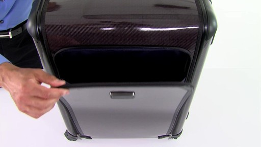 Tumi Tegra-Max Expandable Packing Cases - eBags.com - image 3 from the video