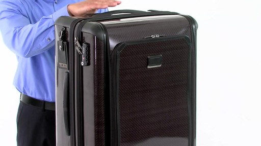 Tumi Tegra-Max Expandable Packing Cases - eBags.com - image 7 from the video