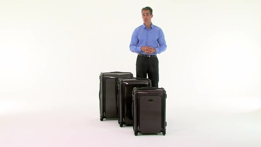 Tumi Tegra-Max Expandable Packing Cases - eBags.com - image 8 from the video