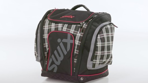 Swix Pat Tri Boot Pack - image 1 from the video