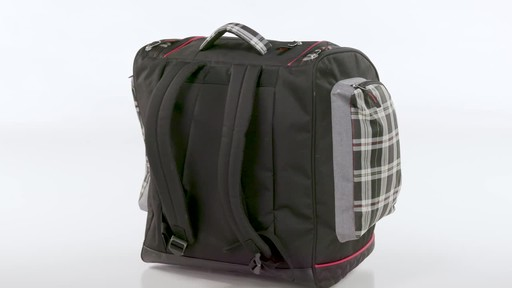 Swix Pat Tri Boot Pack - image 6 from the video