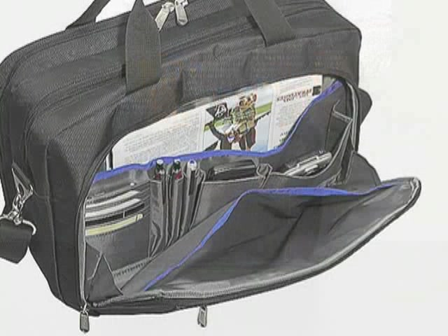 eBags Laptop Collection Commuter Laptop Bag - image 2 from the video