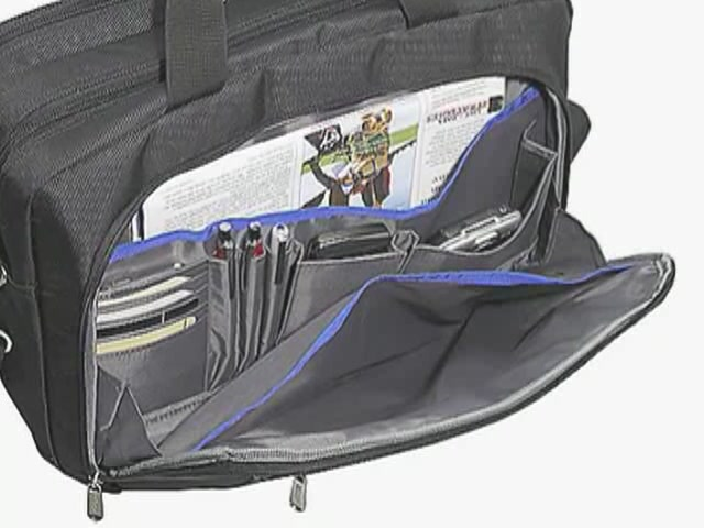 eBags Laptop Collection Commuter Laptop Bag - image 3 from the video