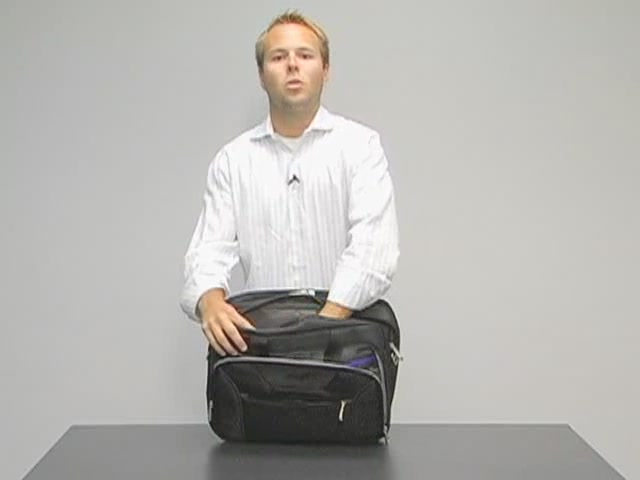 eBags Laptop Collection Commuter Laptop Bag - image 4 from the video